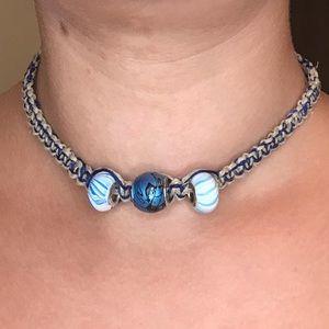 Jewelry - Hand Braided Hemp Choker